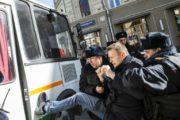 الاتحاد الاوروبي يدعو روسيا الى الافراج عن متظاهرين سلميين موقوفين