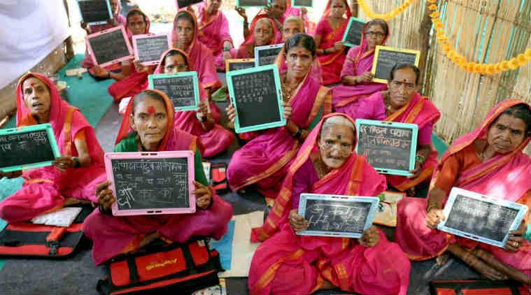 مدرسة للجدات لا تقبل من هن دون 60 عاما في الهند