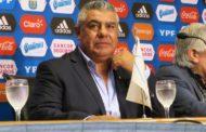 رئيس الاتحاد الأرجنتيني لكرة القدم يتعهد بتقليص إيقاف ميسي