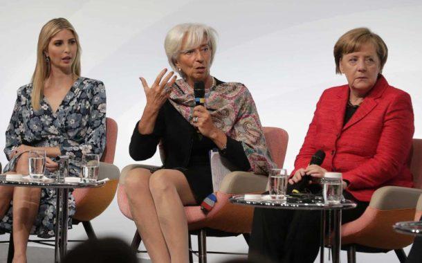 مؤتمر عن المرأة ببرلين بمشاركة إيفانكا ترامب إلى جانب ميركل ولاجارد