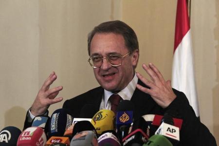 موسكو تخطط لاجتماع مع أمريكا والأمم المتحدة بشأن سوريا في جنيف