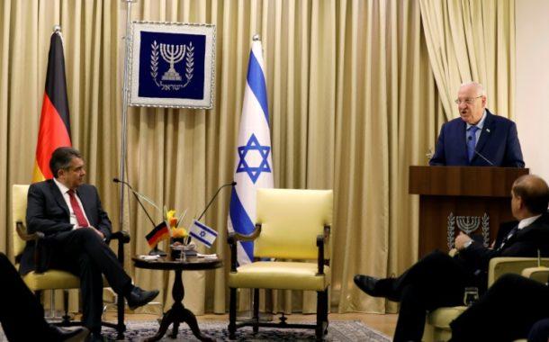 نتانياهو يلغي لقاء مع وزير الخارجية الالماني اثر خلاف حول لقاء منظمتين حقوقيتين