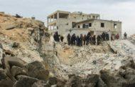 هيومن رايتس تتهم واشنطن بعدم اتخاذ احتياطات تحمي المدنيين قبل قصف مسجد في سوريا