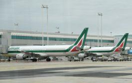 اضراب في شركة الطيران اليطاليا يؤدي الى الغاء 200 رحلة