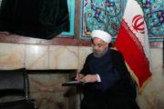 الرئيس الأيراني حسن روحاني يؤكد أن بلاده ستواصل برنامجها للصواريخ الباليستية