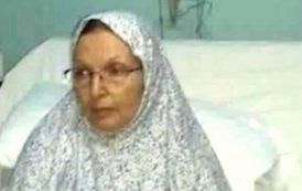 برحيل الاذاعية القديرة فاطمة عمر رحلت معها غرسة التي كانت نكهة المائدة الرمضائية الليبية