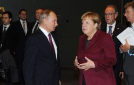 برلين تستضيف اجتماعا بشأن أزمة أوكرانيا في إطار مجموعة نورماندي