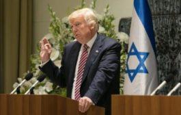 ترامب يسعى لزيادة التجارة مع إسرائيل بشرط تضييق العجز الأمريكي