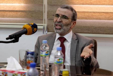 رئيس المؤسسة الليبية للنفط مصطفى صنع الله يقول أن المؤسسة اجتمعت مع فنترشال في مارس وترحب بالتحكيم
