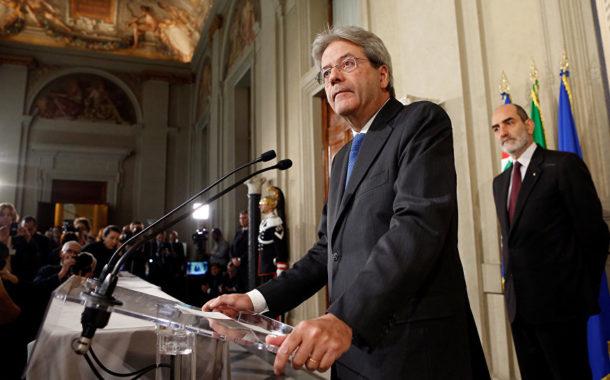 رئيس الوزراء الإيطالي باولو جينتيلوني لا يرى دور لحلف ناتو في مساعدة ليبيا أمنيا قبل التوافق الوطني