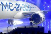روسيا اجرت أول تحليق تجريبي لطائرة تجارية متوسطة المدى