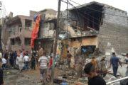 ستة قتلى و عشرات الجرحى في هجوم انتحاري في بعقوبة شمال شرق بغداد