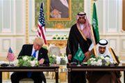 مشرعون أمريكيون يسعون لعرقلة صفقة الأسلحة التي أبرمها ترامب مع السعودية
