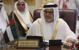وزير الدولة الإماراتي للشؤون الخارجية يقول مجلس التعاون الخليجي يواجه أزمة حادة بحاجة ملحة لإعادة بناء الثقة
