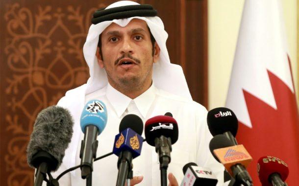 وزير خارجية قطر يتحدث عن حملة إعلامية ضد بلاده خصوصا في الولايات المتحدة يصفها بالمسيئة