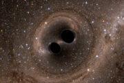 إثبات جديد لنظرية آينشتاين وموجات جاذبية جديدة
