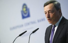 رئيس البنك المركزي الاوروبي يؤكد ان الاصوات المعارضة لليورو تلاشت منذ بريكست
