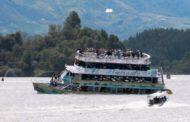 ستة قتلى على الاقل و31 مفقودا في غرق مركب في كولومبيا