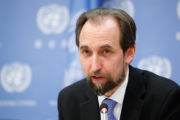 مفوض الأمم المتحدة السامي لحقوق الإنسان ينتقد تصرحات و ممارسات ماي وترامب ودوتيرتي