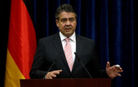 وزير الخارجية الألماني زيجمار جابرييل يصف مطالب الدول العربية لقطر بالمستفزة ويصعب تنفيذها