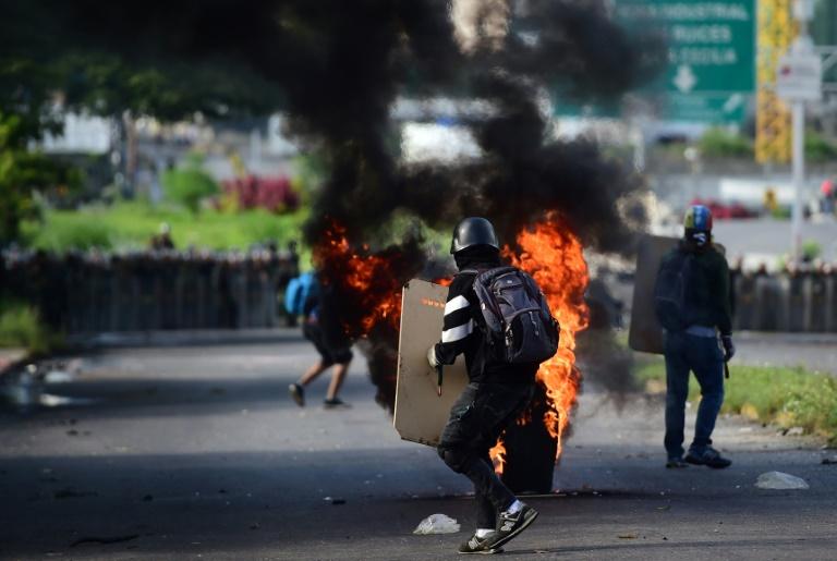 الرئيس الفنزويلي يعلن فوز معسكره ودعوات لمزيد من الاحتجاجات1