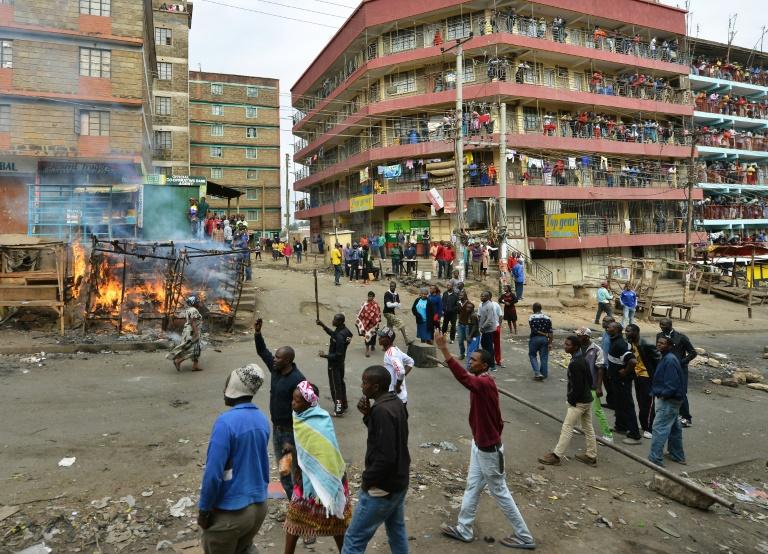 ثلاثة قتلى غداة اعادة انتخاب اوهورو كينياتا رئيسا في كينيا1