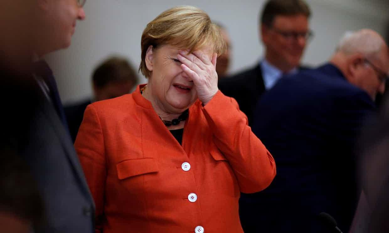 المانيا تبدأ إجراءات لمحاولة الخروج من أزمة سياسية غير مسبوقة1