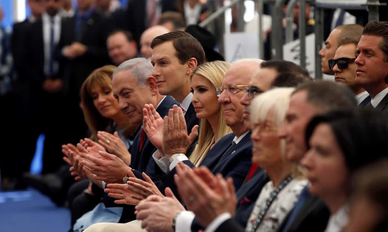 إسرائيل تقتل 16 فلسطينيا مع تصاعد الغضب من نقل السفارة الأمريكية1