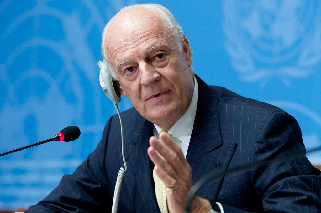 الأمم المتحدة تحذر من معركة كبيرة بسوريا ودمشق تتحدث عن مكافحة الإرهاب1