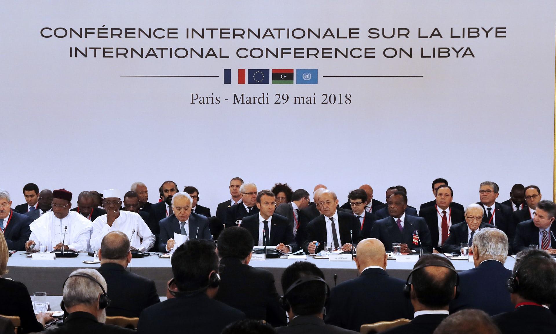 أمريكا تدخل على خط الصراع الإيطالي الفرنسي في ليبيا2