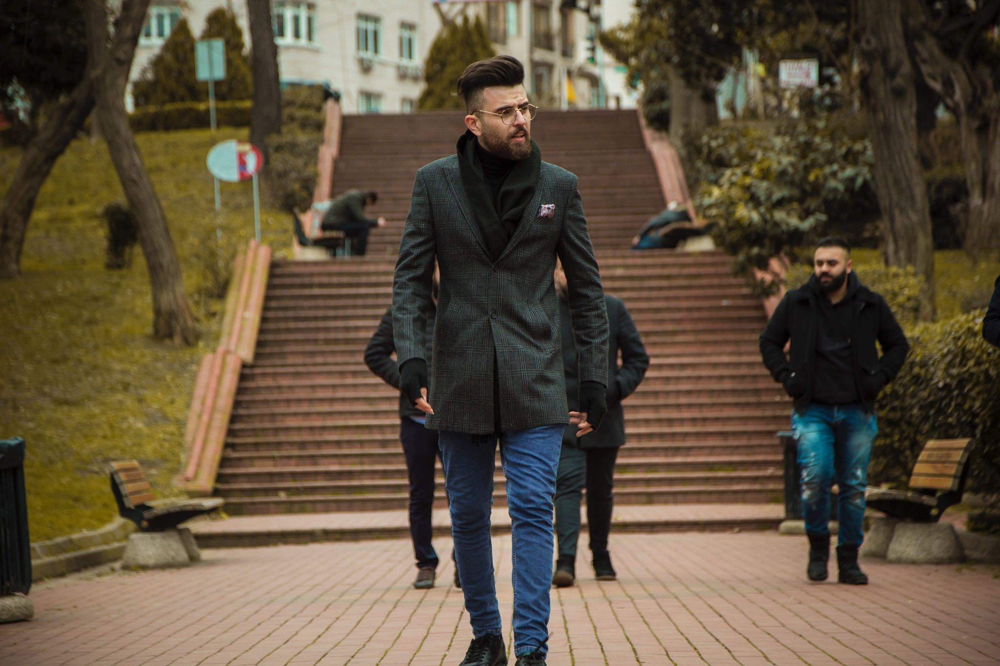 الفنان محمد شوقي